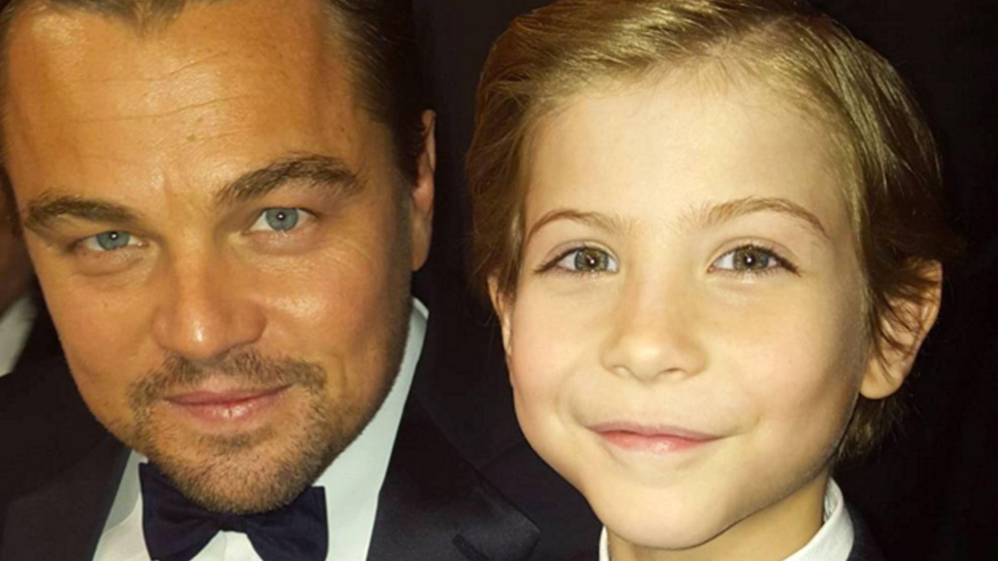 Leonardo DiCaprio Jacob Trembley