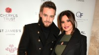 Liam Payne and Cheryl Cole