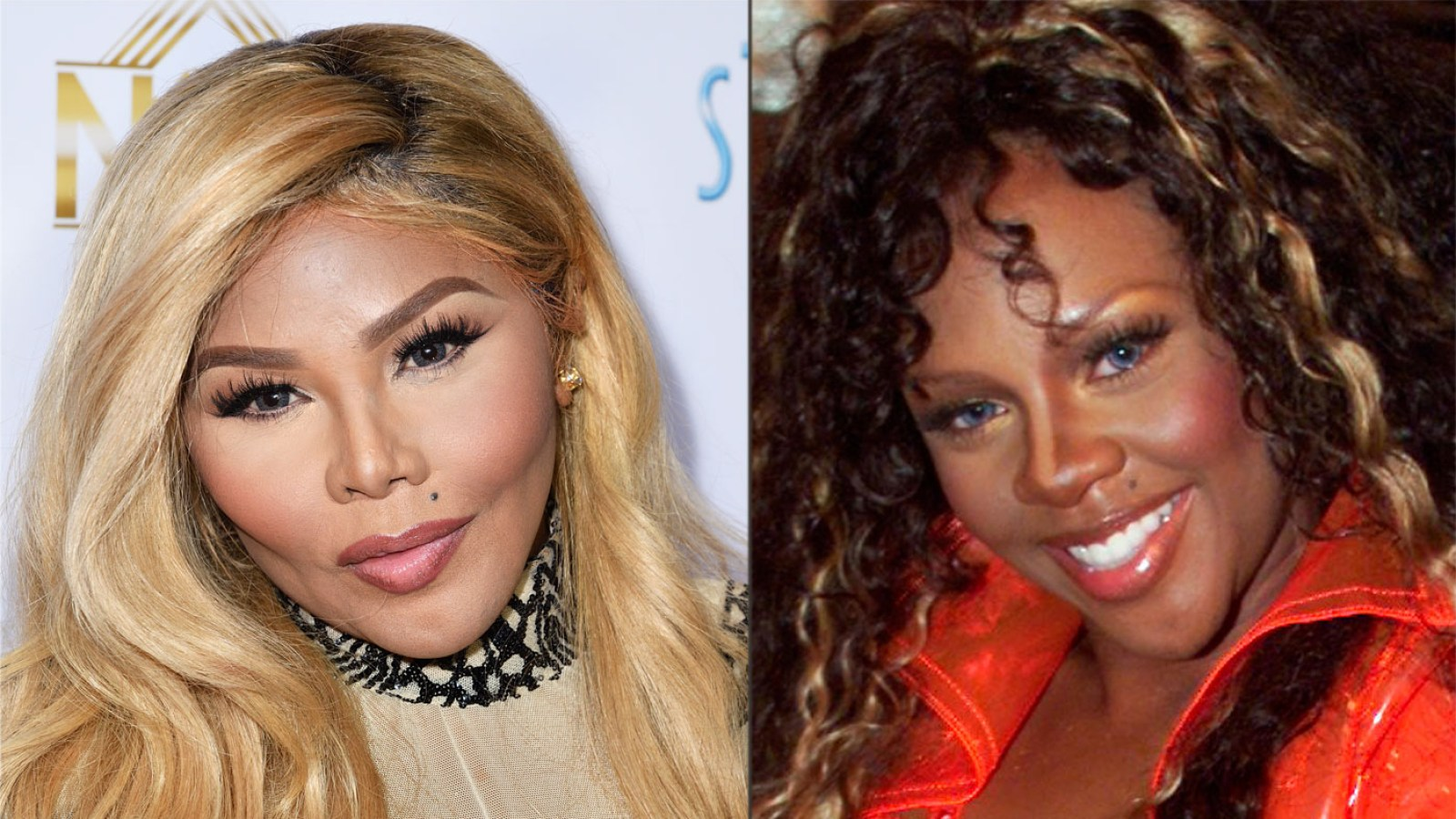Image result for lil kim before 90s