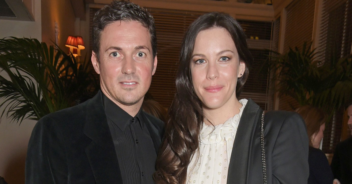 liv tyler david gardner welcome daughter lula rose photo