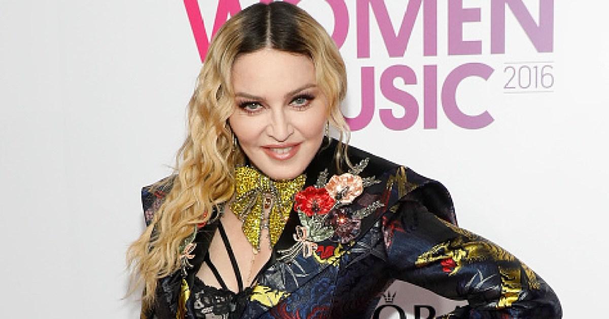 Madonna Shows Off Her Killer Body In Naked Selfie-4240
