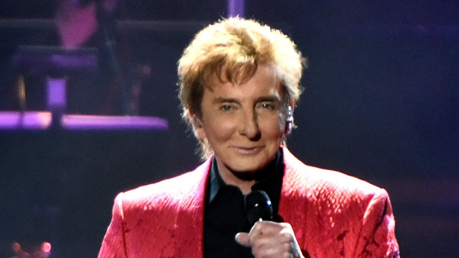 Barry Manilow was rushed to hospital on Wednesday night