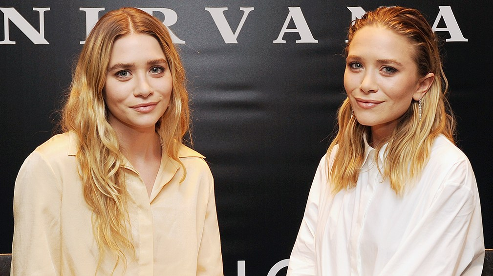 Ashley Olsen Mary-Kate Olsen