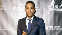 """Grammy award winning musician Maxwell attends the French Institute Alliance Franaise and Artists for Peace and Justice """"Haiti Optimiste"""" event at Florence Gould Hall on June 1, 2016 in New York City."""