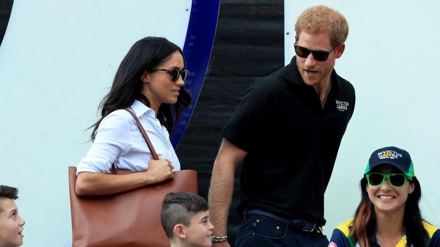 Prince Harry, Megan Markle