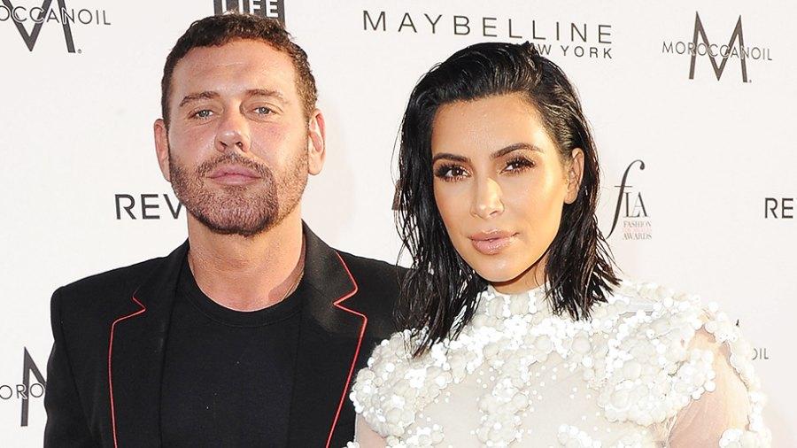 Mert Alas Kim Kardashian