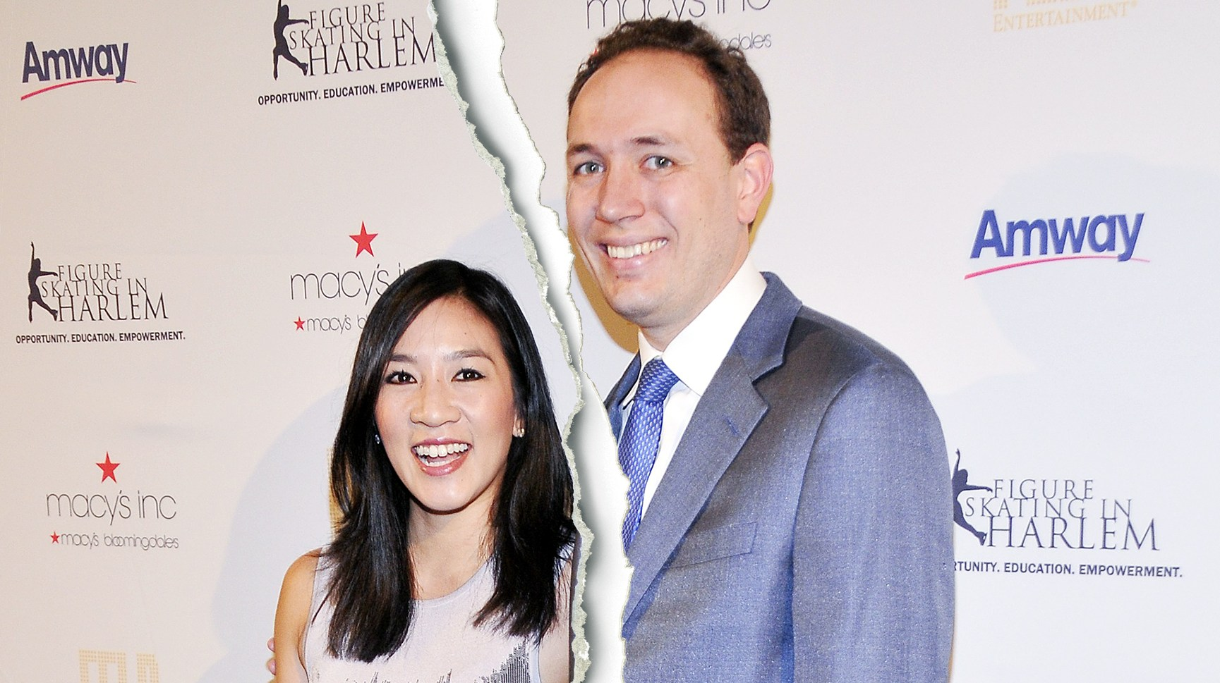 Michelle Kwan Clay Pell