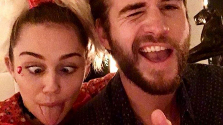 Miley Cyrus Liam Hemsworh