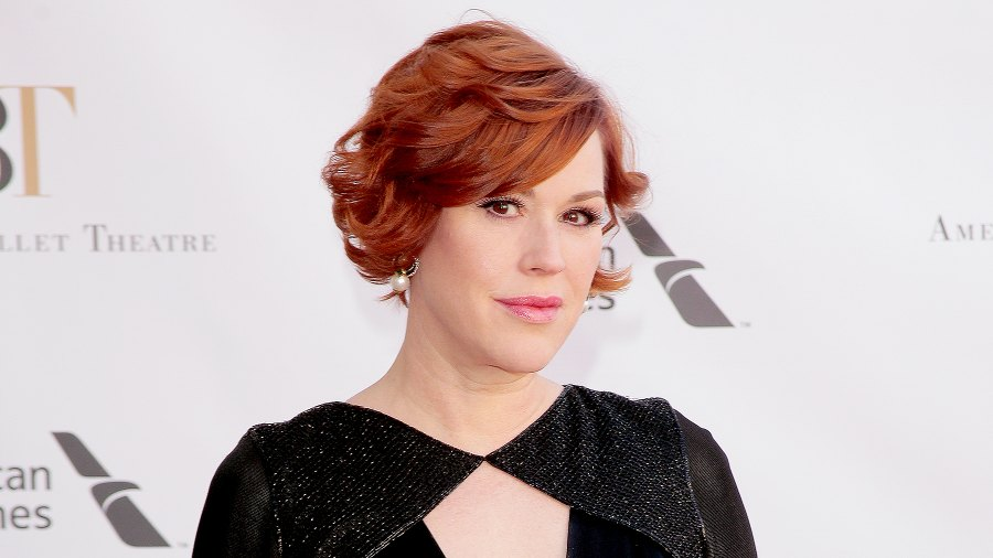 Molly Ringwald attends the 2016 American Ballet Theatre Spring Gala at The Metropolitan Opera House on May 16, 2016 in New York City.