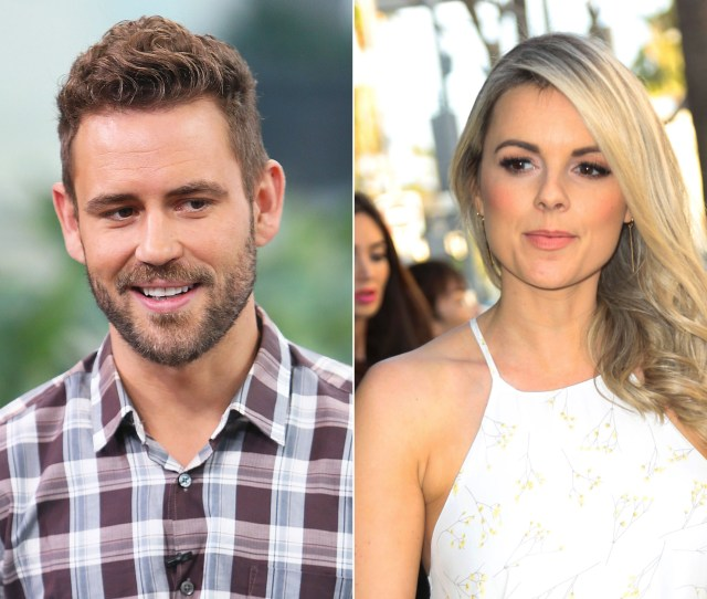 Nick Viall And Ali Fedotowsky David Livingston Getty Images Gp Star Max Gc Images