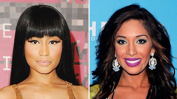 Nicki Minaj, Farrah Abraham