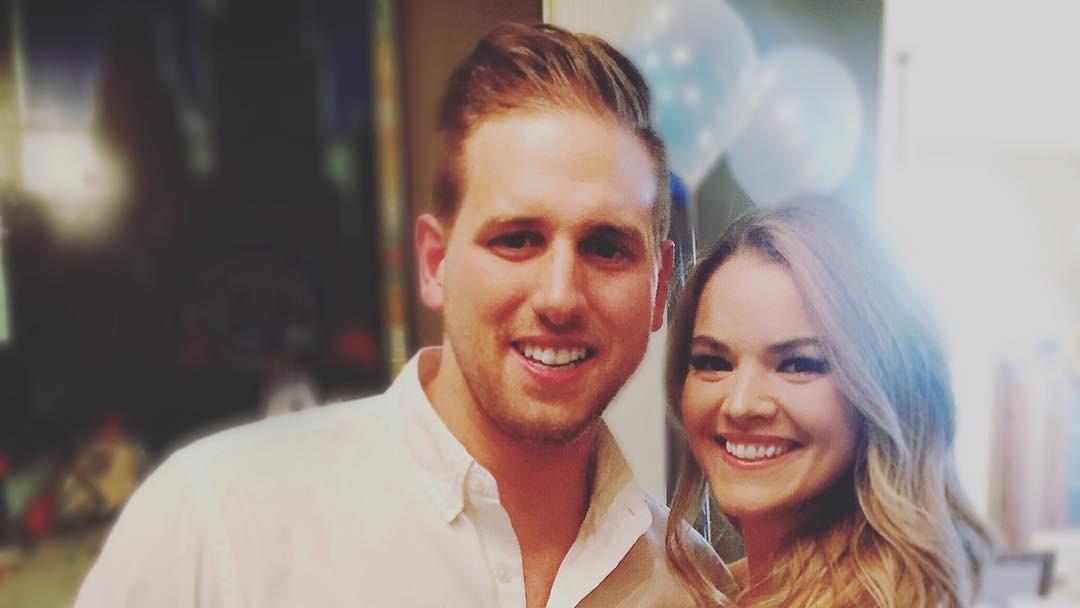 Nikki Ferrell and Tyler Vanloo
