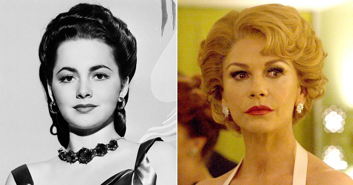 Olivia de havilland sues fx over 39 feud bette and joan for Joan fontaine and olivia de havilland feud