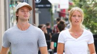 Patrick Schwarzenegger and Abby Champion