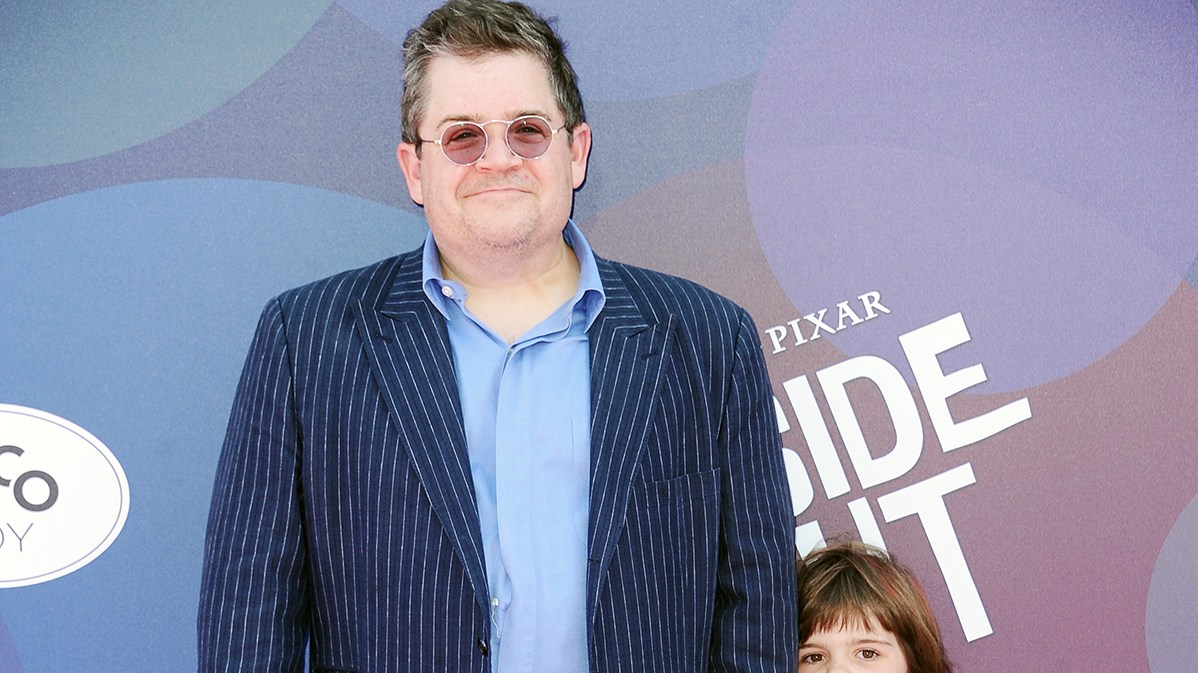 Patton Oswalt daughter Alice