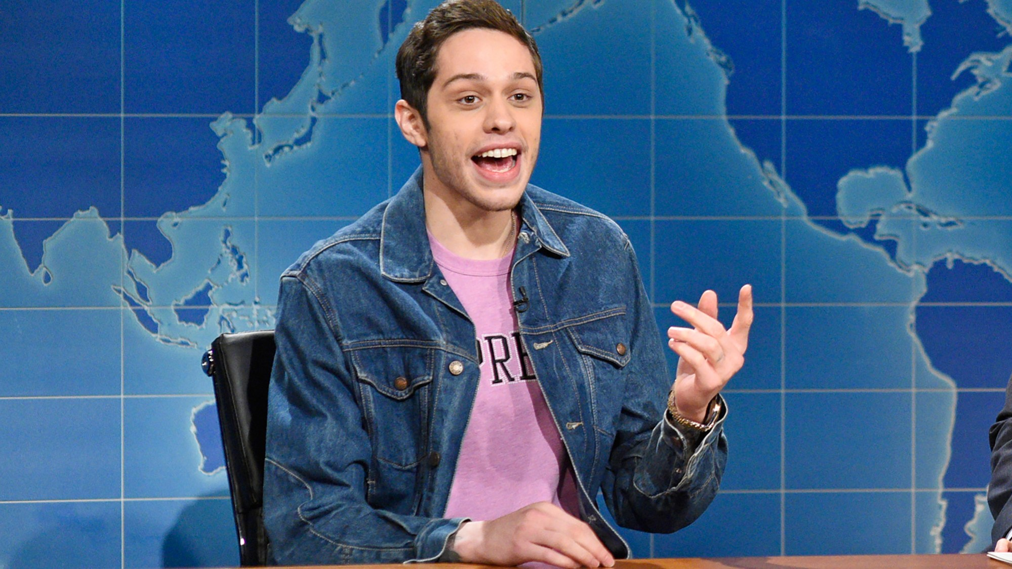 Pete Davidson, Weekend Update, Saturday Night Live