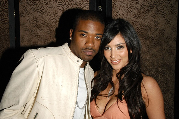 Ray Jay And Kim Kardasian
