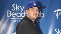 Rob Kardashian Jr, Dream, Custody, Twitter, Blac Chyna