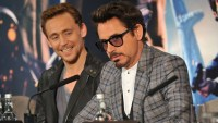 Tom Hiddleston joins Instagram and gets mocked by Robert Downey Jr.