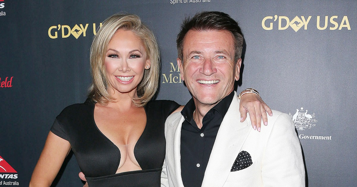 Dwts Kym Johnson And Robert Herjavec Are Engaged