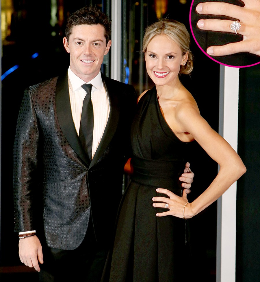 Rory McIlroy Is Engaged to Girlfriend Erica Stoll: See Her ...