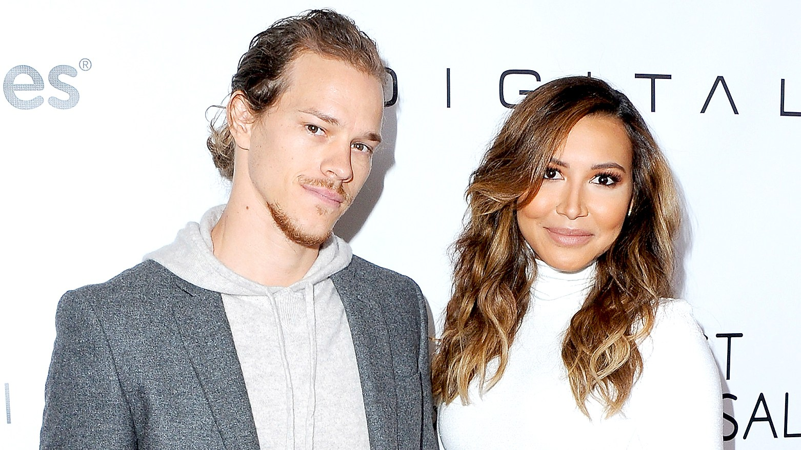 Ryan Dorsey and Naya Rivera arrive at the 2015 March Of Dimes Celebration Of Babies at the Beverly Wilshire Four Seasons Hotel on December 4, 2015 in Beverly Hills, California.