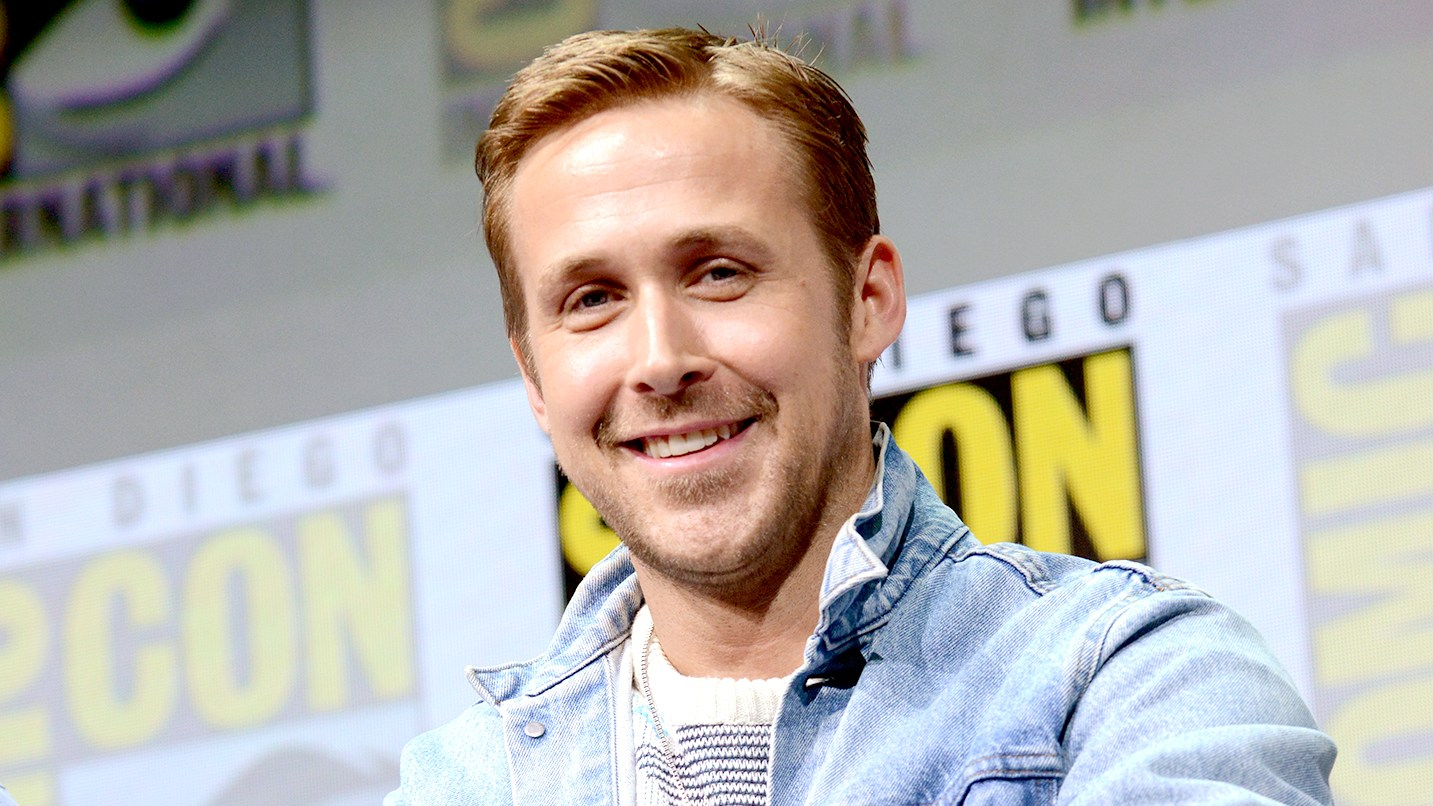 """Ryan Gosling attends the Warner Bros. Pictures """"Blade Runner 2049"""" Presentation during Comic-Con International 2017 at San Diego Convention Center on July 22, 2017 in San Diego, California."""