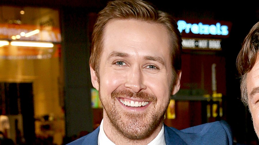 Ryan Gosling attends the premiere of Warner Bros. Pictures' 'The Nice Guys' at TCL Chinese Theatre on May 10, 2016 in Hollywood, California.