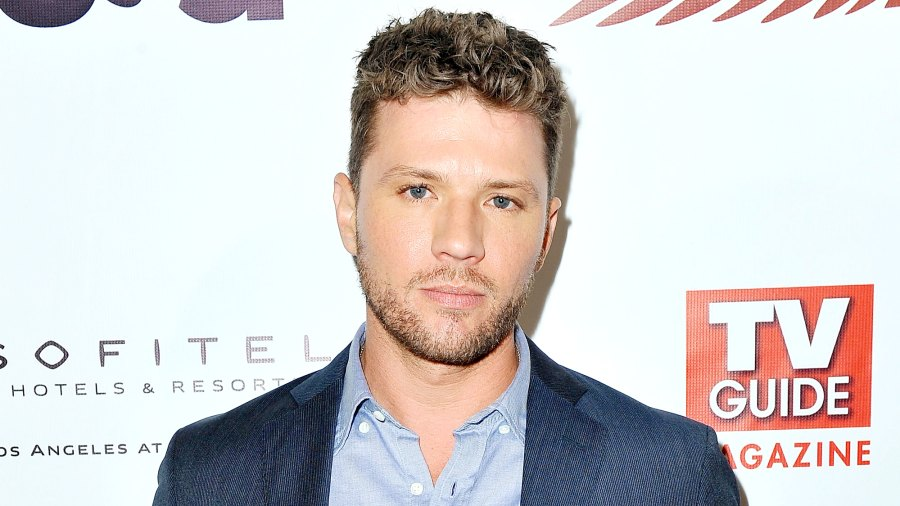 Ryan Phillippe arrives at TV Guide Magazine and USA Network Celebrate 'Shooter' at Sofitel Hotel on November 2, 2016 in Los Angeles, California.
