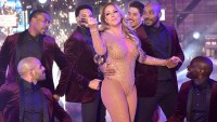 Mariah Carey New Years Eve 2016