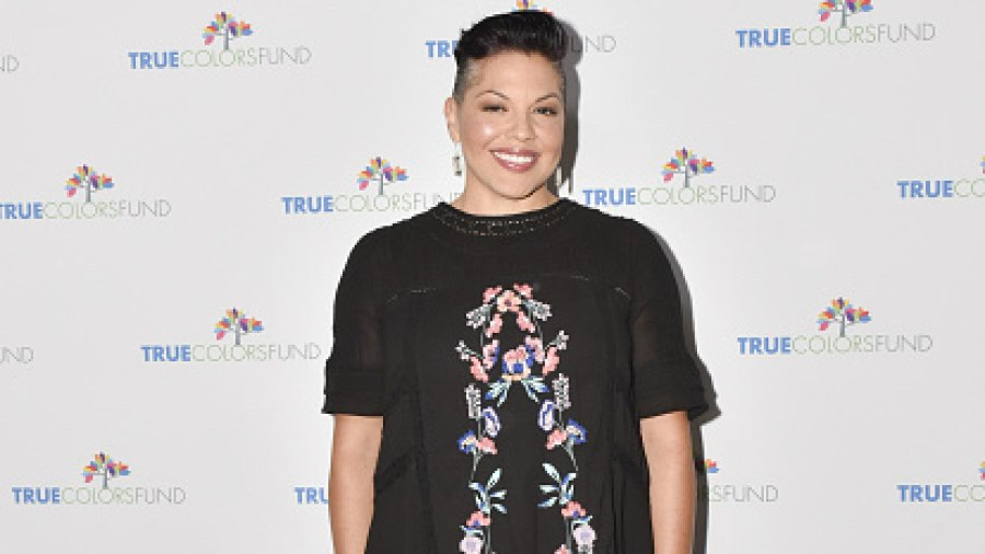 Sara Ramirez Slams 'Real O'Neals' for 'Biphobia'
