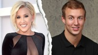 Savannah Chrisley, Luke Kennard, celebrity splits