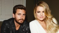 Scott Disick and Khloe Kardashian