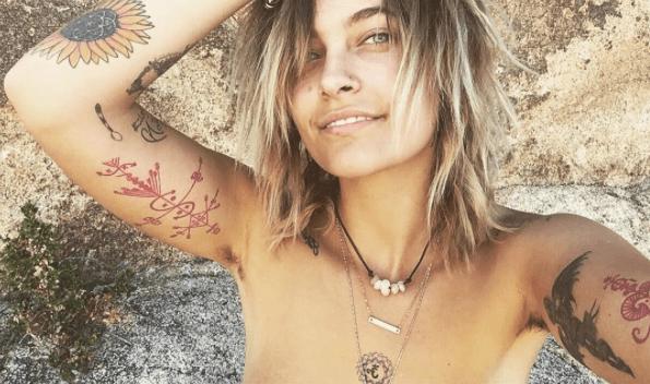 Ass Naked Paris Jackson naked photo 2017