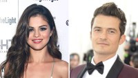 Selena Gomez & Orlando Bloom