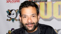 """Shaun Weiss from the movie """"The Mighty Ducks"""" attends day 2 of the Chiller Theater Expo at Sheraton Parsippany Hotel on April 25, 2015 in Parsippany, New Jersey."""