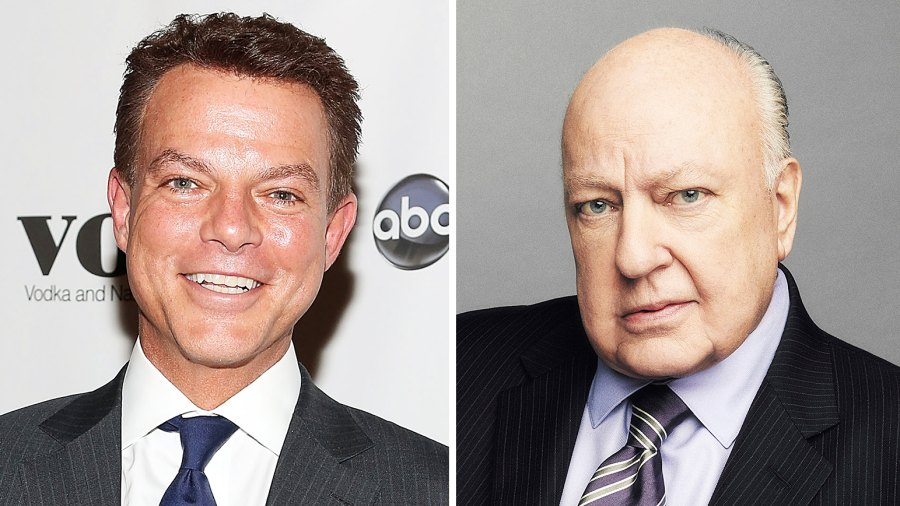 Shepard Smith Roger Ailes