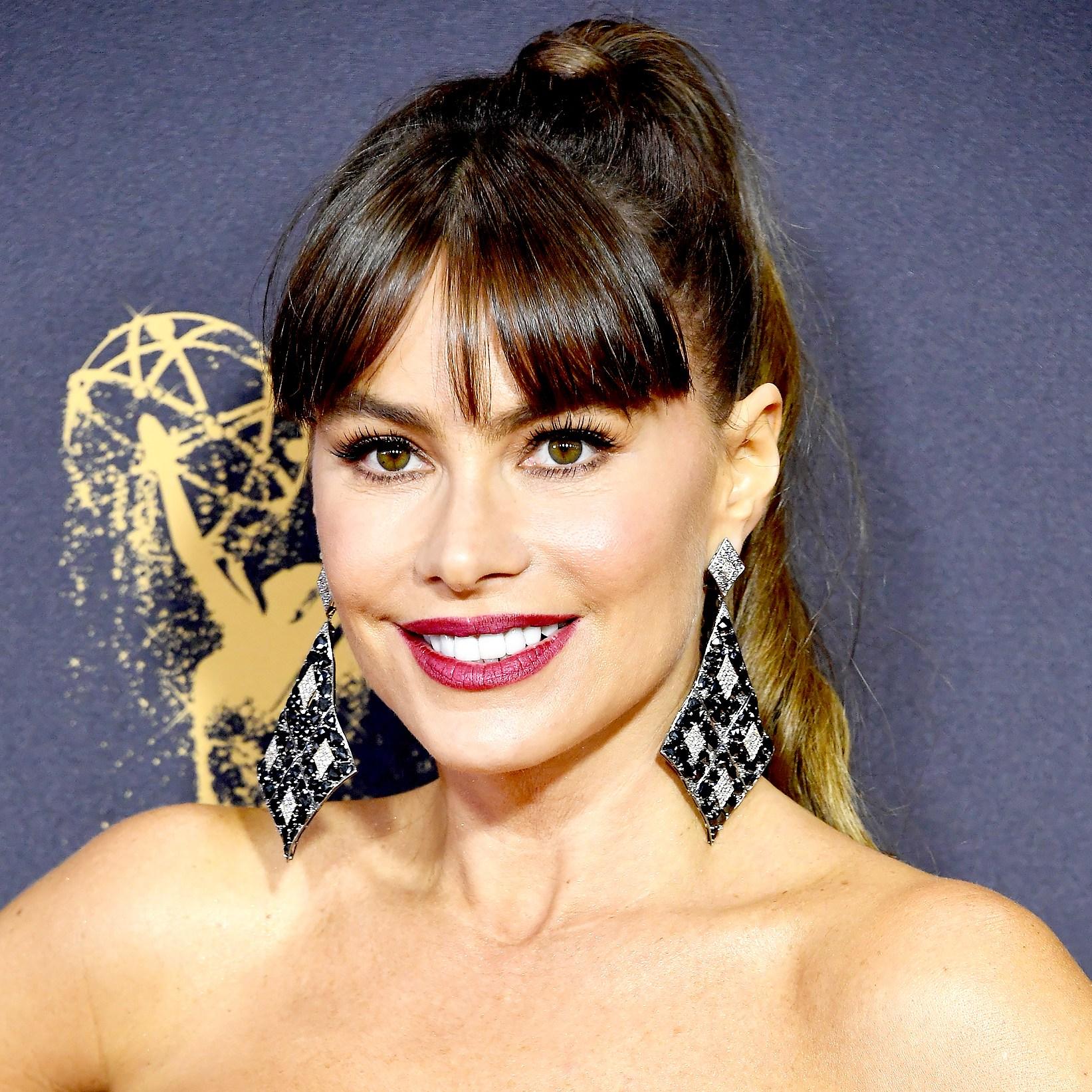 Sofia Vergara Emmys 2017