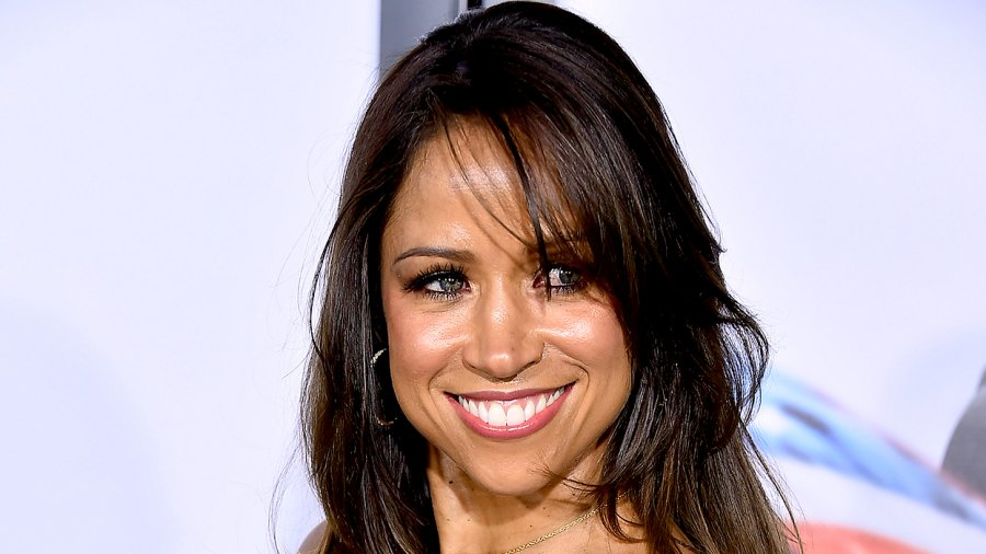 """Stacey Dash arrives at the """"American Sniper"""" New York Premiere on December 15, 2014."""