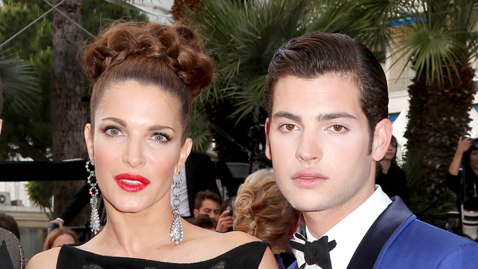 stephanie seymour s son peter brant jr has altercation with cop at