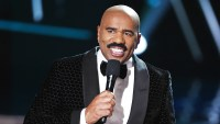 Steve Harvey hosted Miss Universe 2015