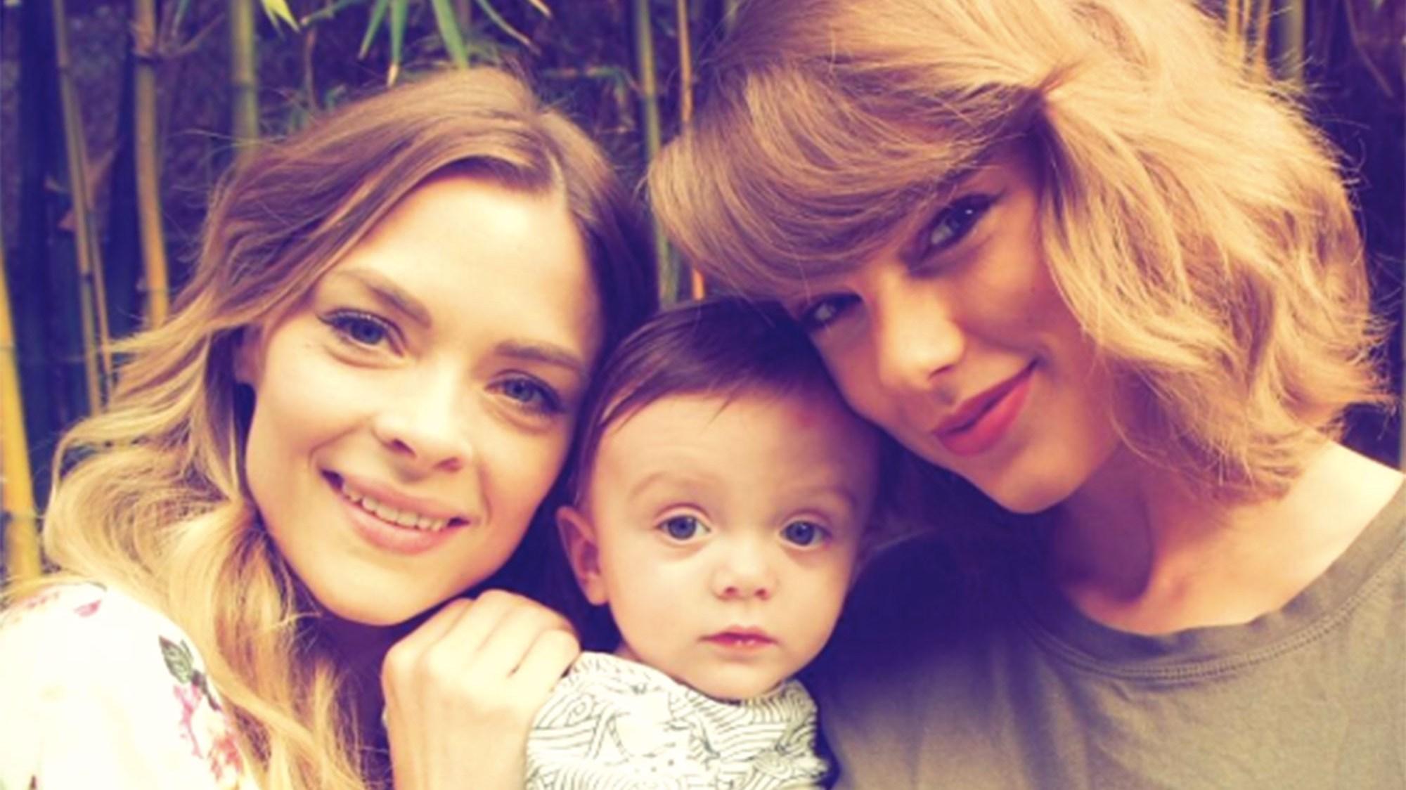 Jaime King, Taylor Swift