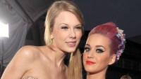 Taylo Swift, Katy Perry
