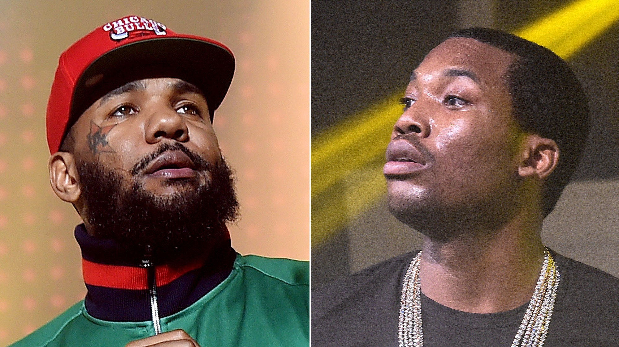 The Game, Meek Mill