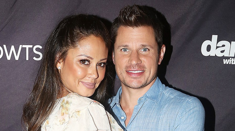 Vanessa Lachey Nick Lachey Dancing With The Stars DWTS