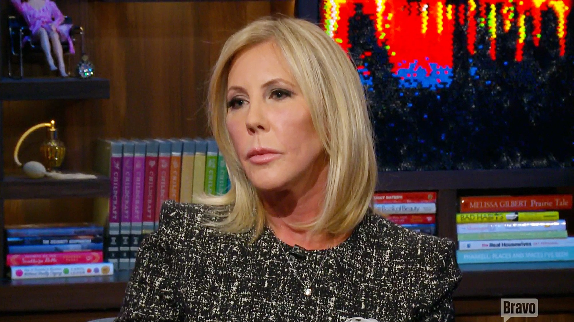 Vicki Gunvalson on Watch What Happens Live