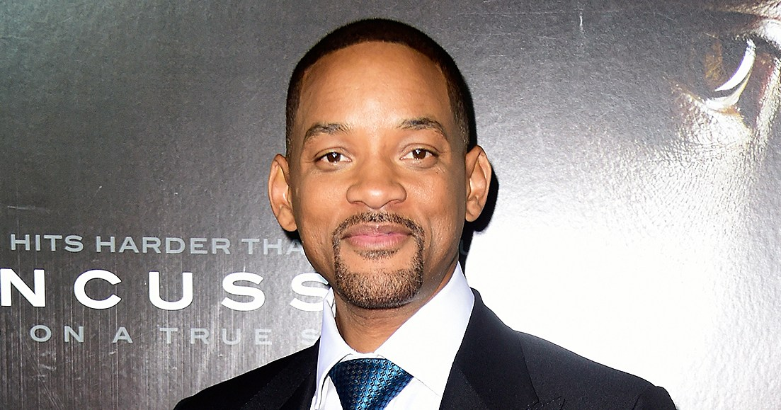 Will Smith Gets His Genie On in First Photo From Set of the 'Aladdin' Remake