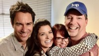 Debra Messing, Eric McCormack, Megan Mullally, Sean Hayes