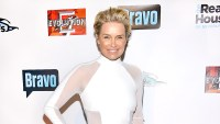 Yolanda Foster attends the premiere party for Bravo's