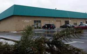 2018 03 20 Ice pellets and rain on the parking lot. We were salted at US Martial Arts Academy, Ltd. We will hold the 1pm class.Please check usmaltd.com or text from USMALtd via RainedOut.com for updates.